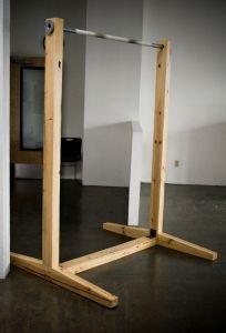cherche barre de traction autonome. Black Bedroom Furniture Sets. Home Design Ideas